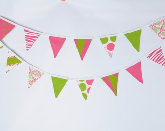 Fabric Banner