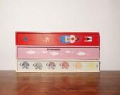 Vintage Knitting Needle Case Box