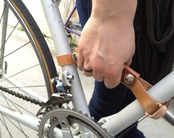 Bicycle Frame Handle strap v2