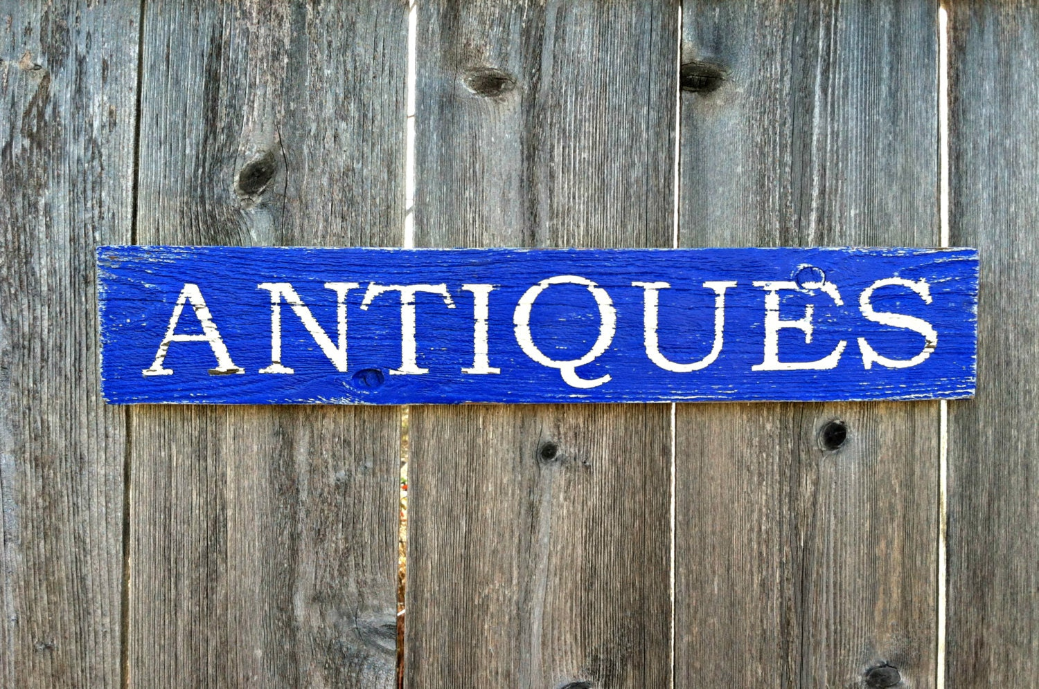 Handmade Rustic Wall Decor : Rustic handmade wall decor antiques wooden sign in