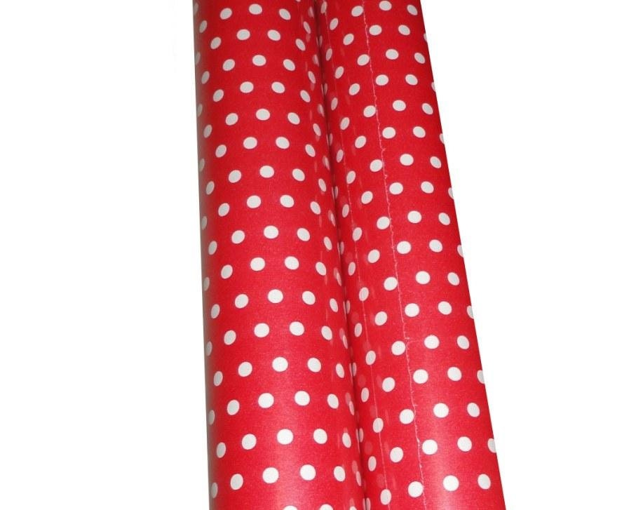 red polka dot wrapping paper Red small polka dot wrapping paper sgd$ 590 detail our terribly lonely wrapping paper would like you to bring them home adopt the twins (or more) and they promise to put a smile on that special someone - size 56x78cm - comes in a roll (2sheets) - 100% recyclable - designed and made with lots of love order.