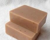 Goat milk soap for sensitive rosacea skin