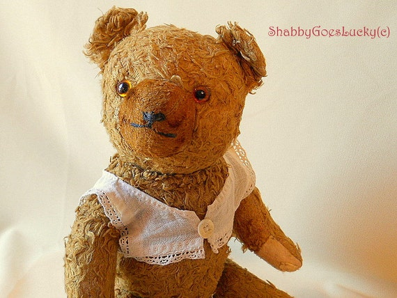 vintage stuffed teddy bears eBay