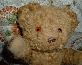 antique ---old --- teddy bear(1910-1950)