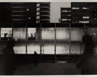 "Photography Print ""I See Filmstrips Everywhere"" Hamburg Black and White Filmstrip"