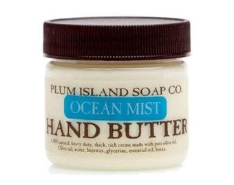 Hand Butter: Ocean Mist