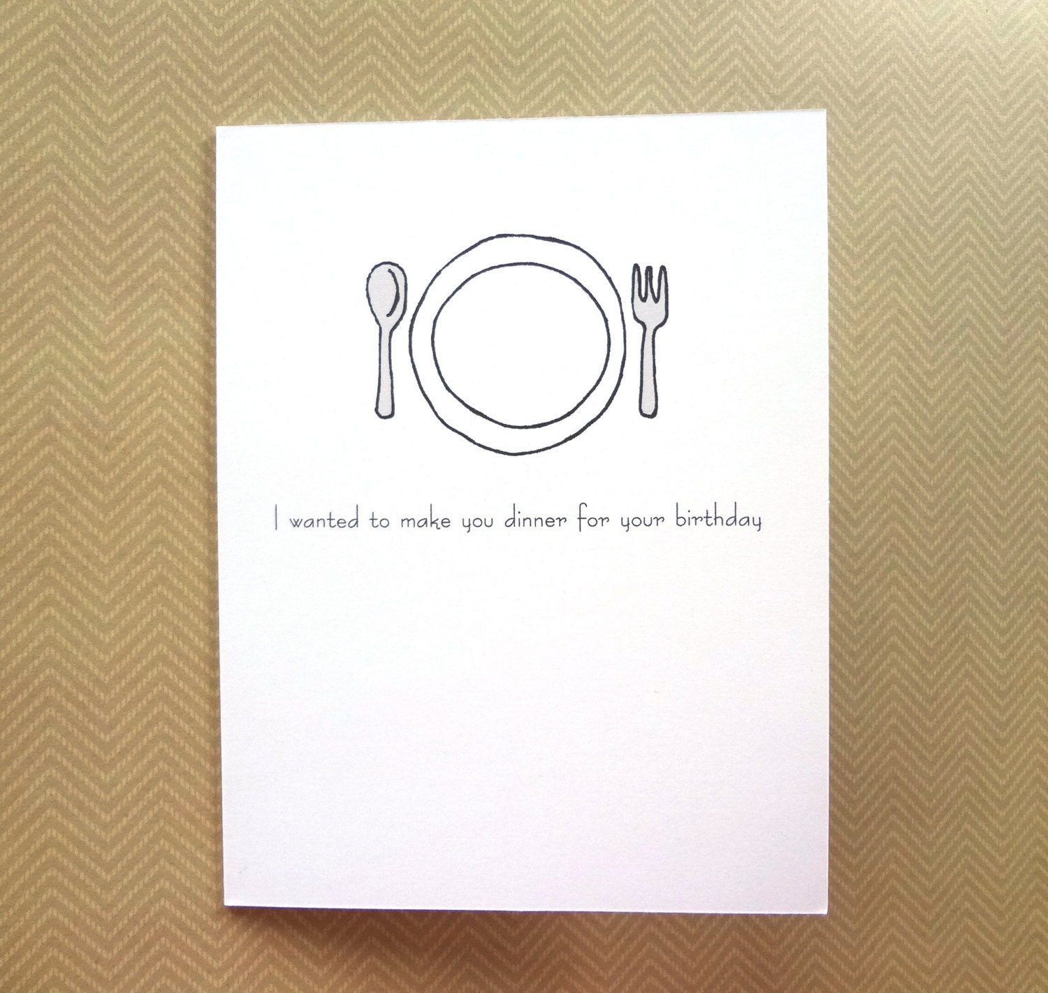 Funny Adult Gift Card Holder Birthday Card Restaurant Gift