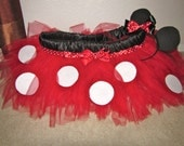 mini mouse adult tutu