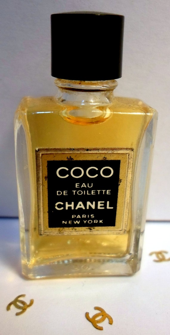 items similar to original chanel coco eau de toilette perfume mini 4 ml bottle fragrance