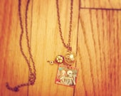 Grateful Dead Necklace