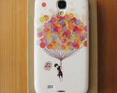 samsung galaxy s4 case galaxy s4 case samsung s4 case Art cute unique and best embossment balloon boy samsung galaxy s4 case