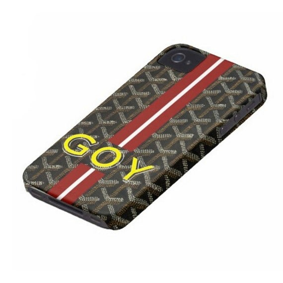 goyard iphone designed case by iphonefashions on etsy