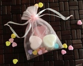 Valentine Soap Gift Bags