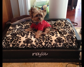 Wooden Dog Bed- for Medium/Large Dogs