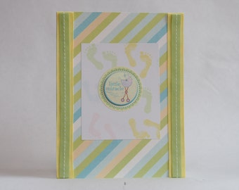 Little Miracle Baby Card