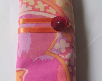 Pouch for hooks 'In Pink'