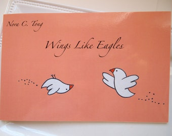 Picture Book - Self-published Book - Wings Like Eagles