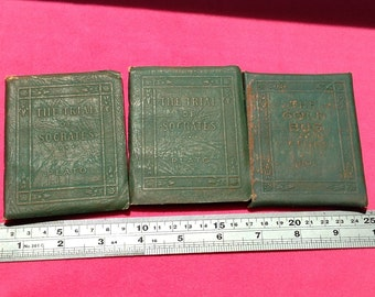 S Little Leather Library, Olive Schreiner, Dreams, George Bernard Shaw, On Going to Church
