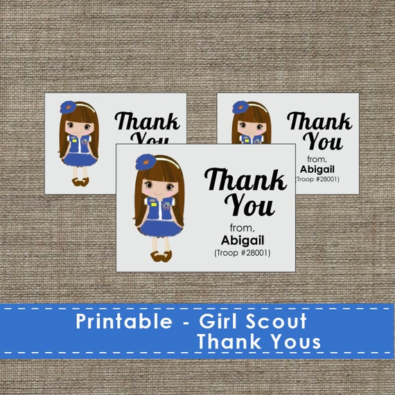 Girl Scout Cookie Thank You Success Recipes Dishmaps