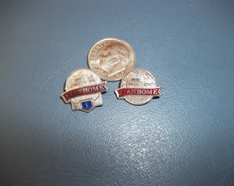 2 Vintage StanHome Lapel Pins Stanley Home Products - Stanley Home Products - StanHome Pins - Stanley Lapel Pins - Lapel Pin