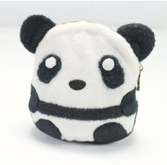 Panda Wallet Purse Sewing Kit, Easy Sewing projects with free Sewing Pattern, Craft Kit ShineKidsCrafts