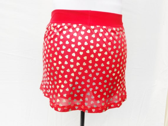 Be my Valentine  running skirt.
