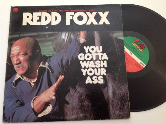 Redd Foxx Wash Your Ass 42