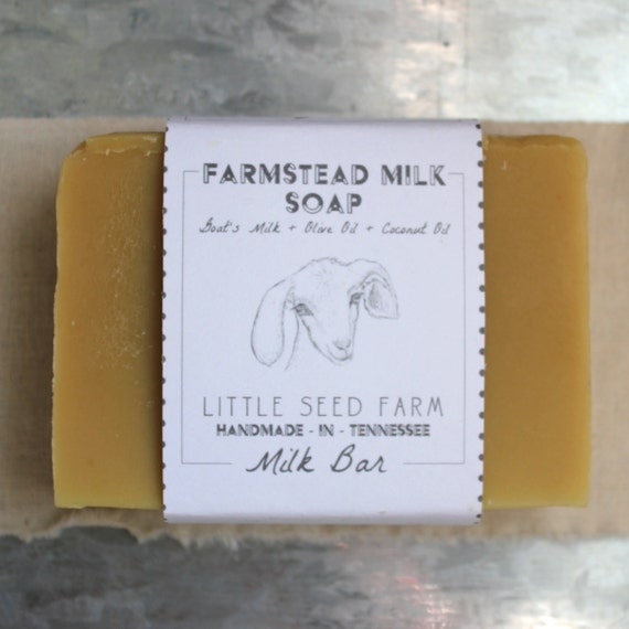 Milk Bar - Handmade, Organic, Goat's Milk Soap