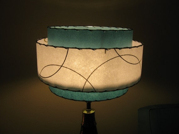 Made to order mid century vintage style 3 tiered fiberglass like this item mozeypictures Gallery
