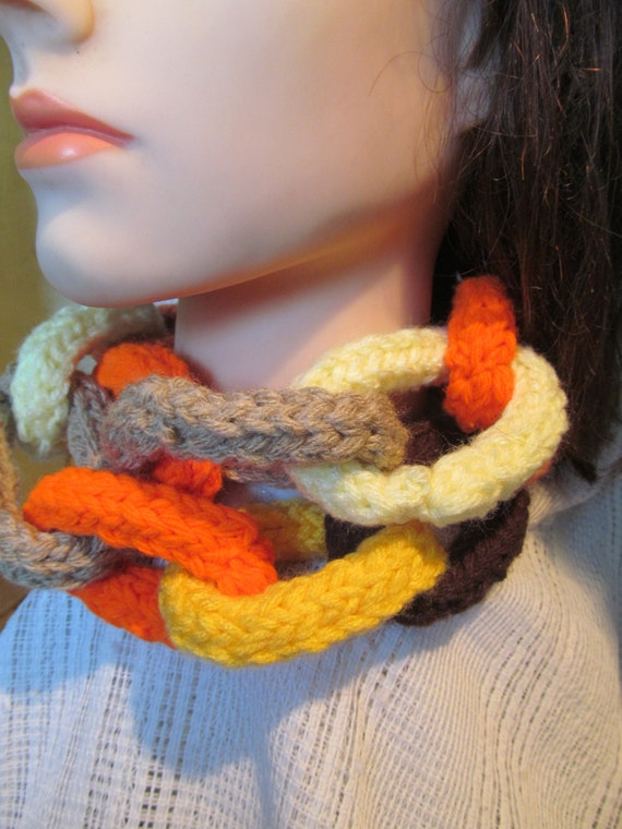Loopity Loop Eternal Scarf