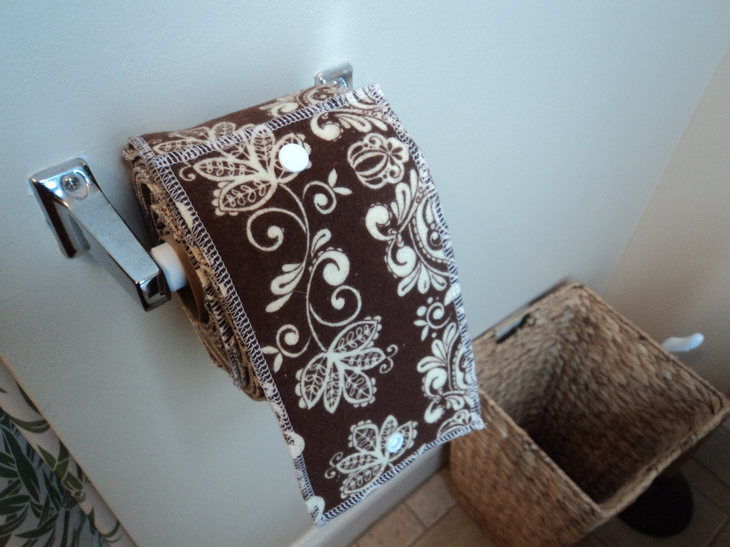 Last One Roll Of 20 Family Cloth Cloth Toilet