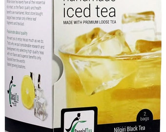 Nilgiri Gourmet Iced Tea Premium Loose Leaf Black Tea