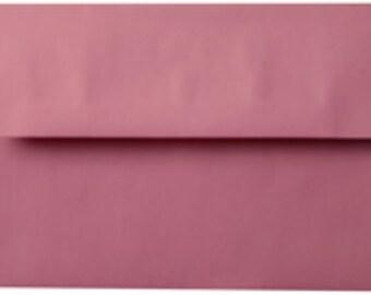 25 Violet Plum A-6 4X6 Envelope 4-3/4 x 6-1/2 Envelope
