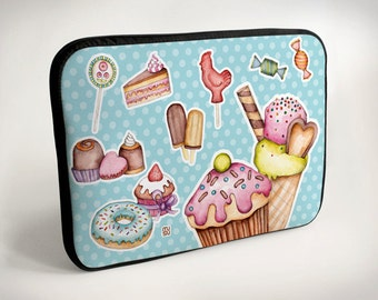 Muffin - Laptop Case - Laptop Bag - Laptop Sleeve