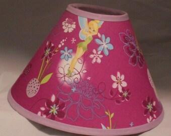 Tinkerbell lamp   Etsy UK
