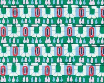 Amy Butler Cameo Hopscotch pine 0,5 m USA fabric pure cotton