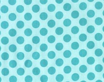 stoff punkte deko blau rot grau gr n t rkis von handbagsandmorenr1. Black Bedroom Furniture Sets. Home Design Ideas