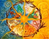 Journey Through The Wheel of the Year-IMBOLC Teleclass Digital Download, MP3