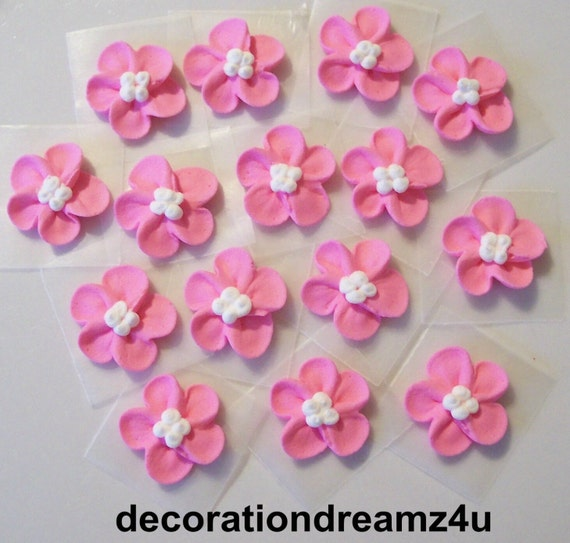 wedding cake toppers icing flowers 12 3 4 quot edible edible flower edible topper 26498