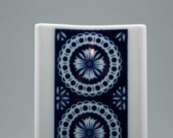 Porcelain vase by Schirnding (Bavaria)