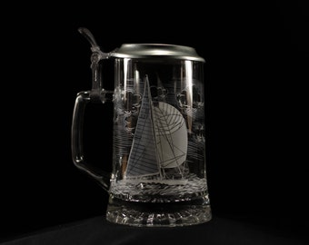 ALWE Sailboat  Beer Stein