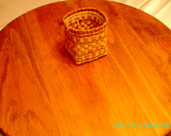Quinault Harvest Moon Basket