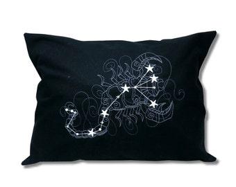 Ecliptic Constellations Cushion noctilucent