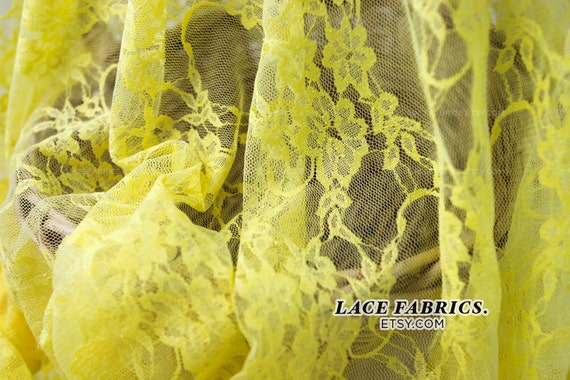 black stretch lace fabric images