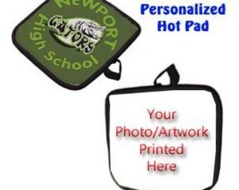 Personalized Kitchen Hot Pad