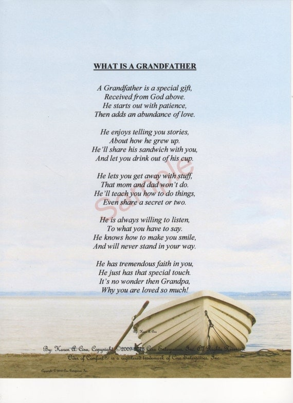 Rip Grandpa Poems Quotes. QuotesGram