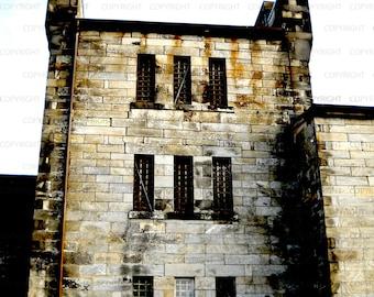 Philadelphia- Eastern State Penitentiary- 11 x 14