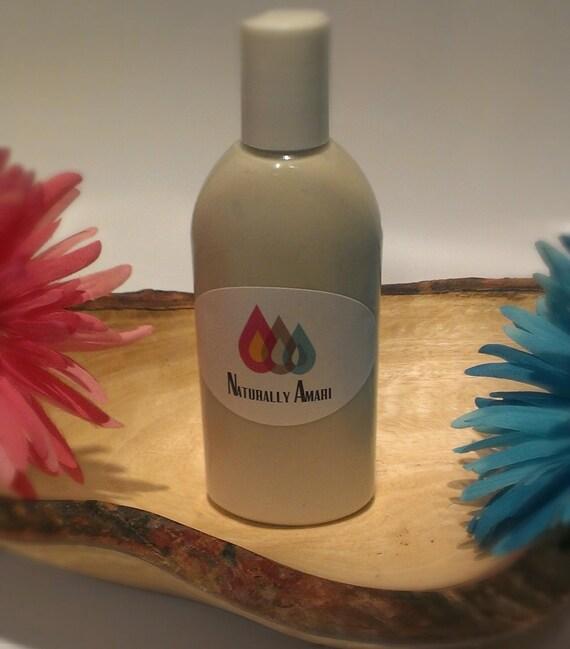 8oz Hemp Hair Milk/Light Moisturizer/Marshmallow Root/PH Balanced/Curl Definer