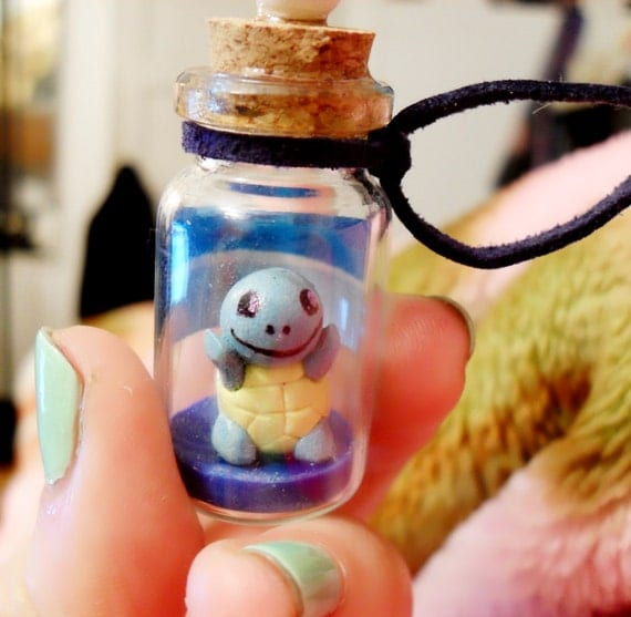 Squirtle Bottle 68