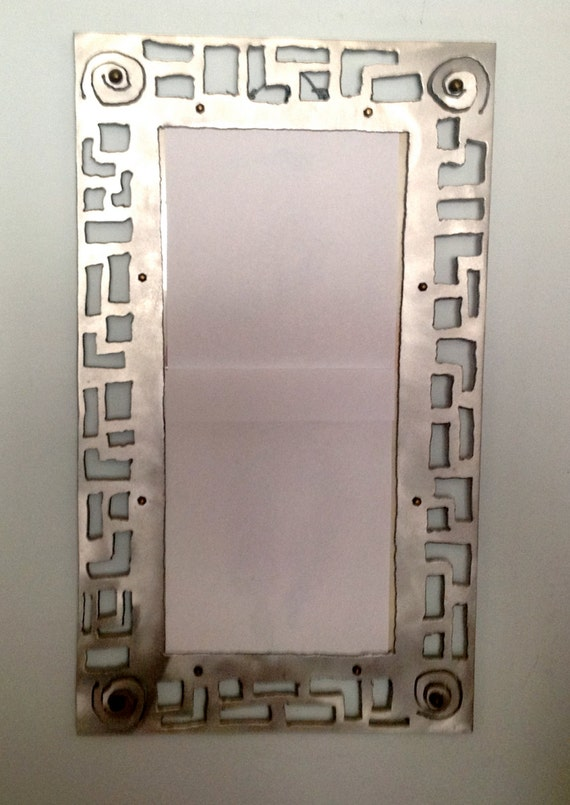 Items similar to mirror frame on etsy for Types of mirror frames
